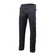Pantalon laboral multibolsillos stretch