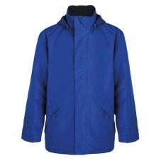 Parka mod Europa 5077  de Roly color: Azul royal