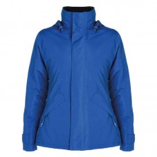 Parka mod Europa Woman 5078 de Roly color: Azul royal