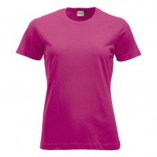 Camiseta Clique de mujer New Classic T  Cereza chicle 300