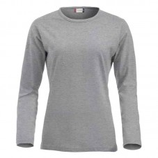 Camiseta Fashion-T L/S Ladies 029330 Gris marengo 95