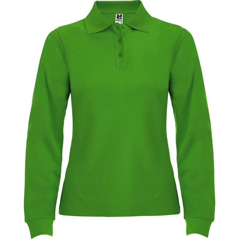 Polo de mujer Estrella woman 6636 Color: Verde grass 83